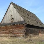 Stodoła przed remontem