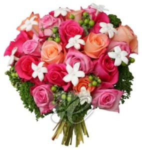 Kwiaty w podzięCe