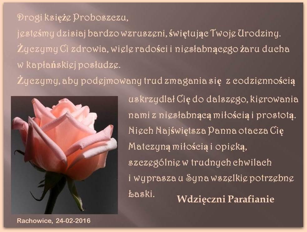 Urodziny Proboszcza 2016