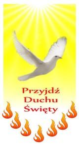 Przyjdź Duchu Swięty