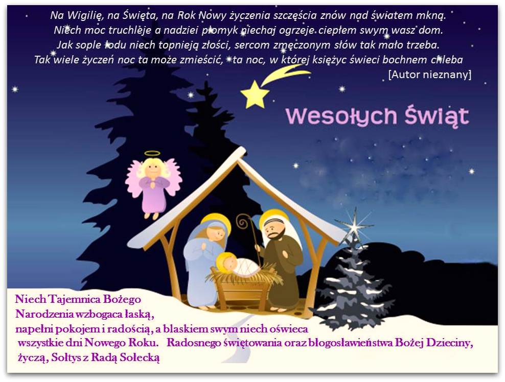 Boże Narodzenie2016