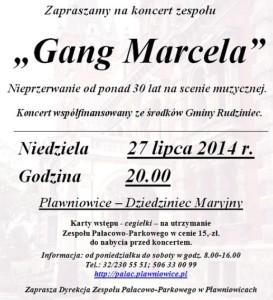 Gang Marcela-Pławniowice