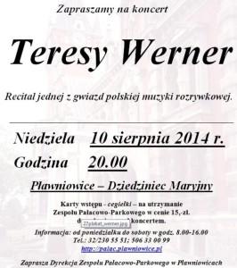 Koncert T.Werner