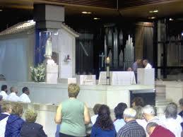 Kaplica Objawień w Fatimie