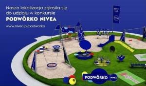 Plakat konkursu Nivea- obraz