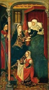 Narodziny sw. Jana Chrzciciela