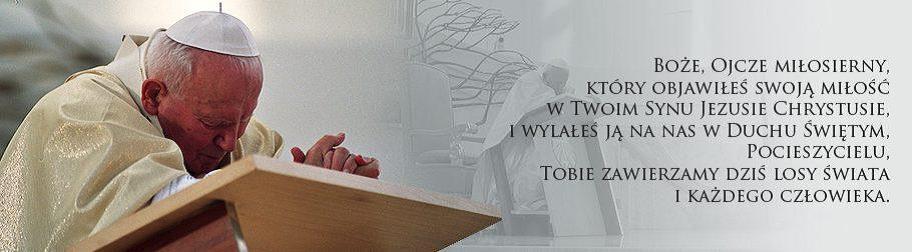 Modlitwa Jana Pawła II
